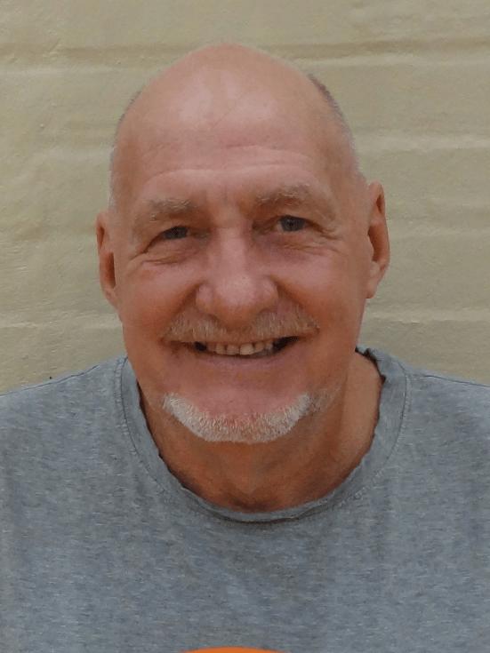 Jørn Pedersen : Motionistformand